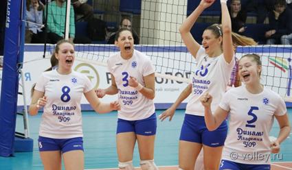 «Уралочка-НТМК» вфинале чемпионата РФ! Сегодня— схватка зазолото