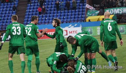 Чемпионата россии по футболу