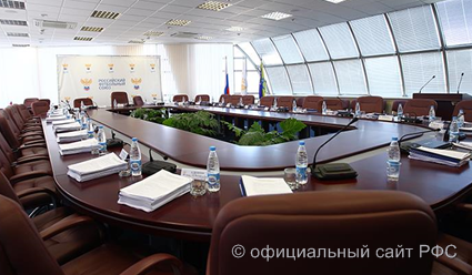 Правоохранители будут присутствовать наматчах сборной Российской Федерации