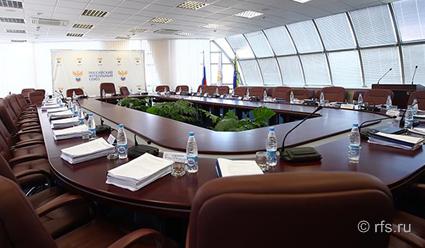 Внеочередная конференция РФС состоится 24сентября