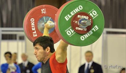 Украинка Паратова стала вице-чемпионкой Европы потяжелой атлетике