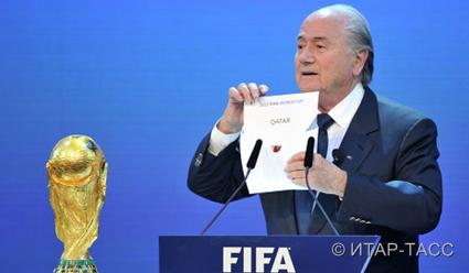 ФИФА подтвердила, что ЧМ-2022 пройдет в ноябре-декабре