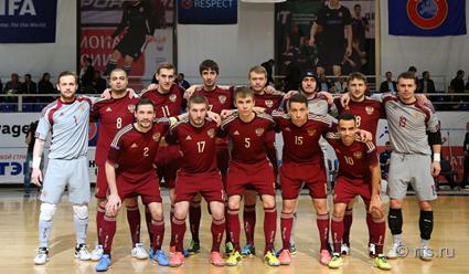 Стали известны соперники сборной России на ЧМ-2016 по мини-футболу в Колумбии