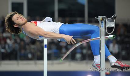 Иван Ухов - 2,36 на Кубке Москвы