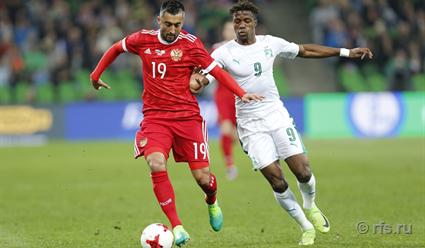 «Болельщикам обидно, что сборная показывает такую игру»— Игорь Акинфеев