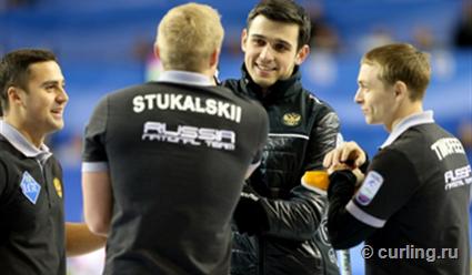 Сборная Швеции в 3-й раз подряд выиграла чемпионат Европы покёрлингу