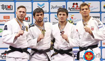 Сборная РФ - серебряный призер командных состязаний наЧЕ