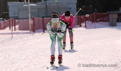 Услугина выиграла персональную гонку начемпионате РФ вТюмени