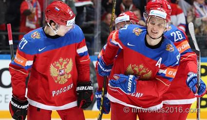 1-ый канал покажет все матчи сборной Российской Федерации наКубке мира похоккею