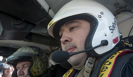 ЧемпионРФ поралли-рейдам Фирсов умер впроцессе тестов нового автомобиля
