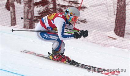 Сахалинский горнолыжник Осипов стал победителем Спартакиады-2017 вслалом-гиганте