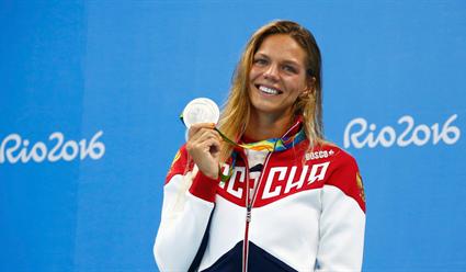Юлия Ефимова пропуститЧМ поплаванию накороткой воде из-за болезни