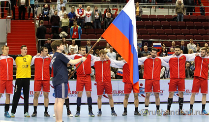 Русские гандболисты впервый раз вистории неотобрались в заключительную частьЧЕ