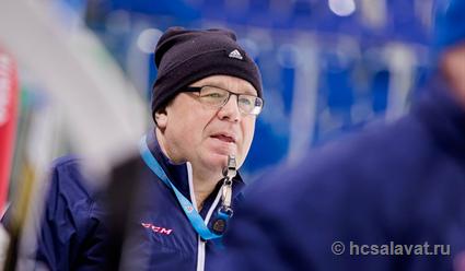 Руководитель Башкирии прокомментировал отставку основного тренера «Салавата Юлаева» итекущее положение клуба