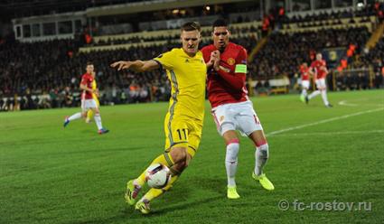 Как «Ростов» сумеет пройти «Манчестер Юнайтед»: шансы «мужиков»