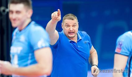 Казанский «Зенит» завершил групповой этап Лиги чемпионов победой над турецким «Аркасом»