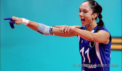 11-й номер Гамовой вывели изобращения в«Динамо-Казань»