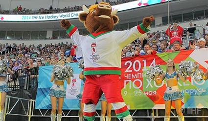 Республика Белоруссия подала заявку напроведениеЧМ похоккею в 2021-ом - Завгородний