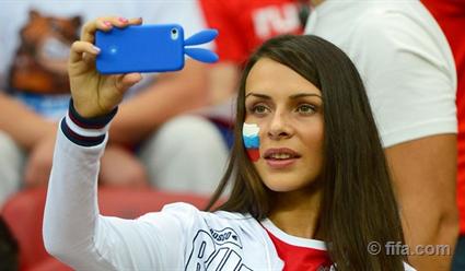 ФИФА объявила осоздании официальной страницы ЧМ-2018 всоциальной сети «ВКонтакте»