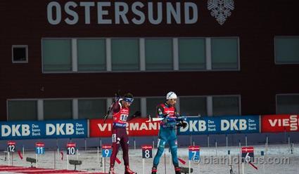 Назван состав женской сборной побиатлону наэтап Кубка мира