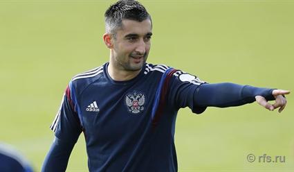 Майкон выступит вроли форварда «Локомотива» вматче с«Тереком»