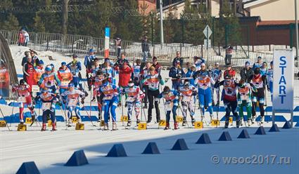 Участники чемпионата мира полыжному ориентированию вышли на длиннющие дистанции