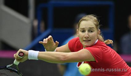 Конта разгромила Возняцки истала соперницей Макаровой в4-м круге Australian Open