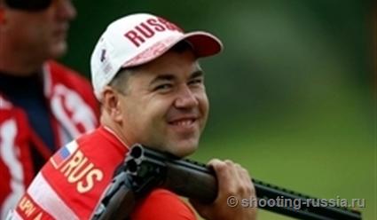 Победитель ОИ-2004 Алипов стал чемпионом РФ в«трапе»