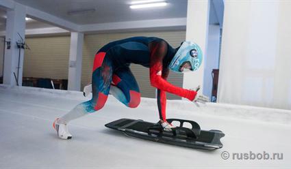 Ольга Потылицына поведала одисквалификации русских скелетонистов— Шок иболь