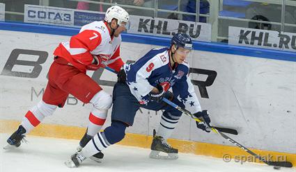 Нижегородское «Торпедо» преждевременно  вышло вплей-офф КХЛ