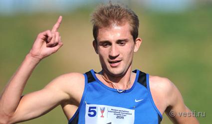 Белорус Александр Лесун признан спортсменом года в РФ