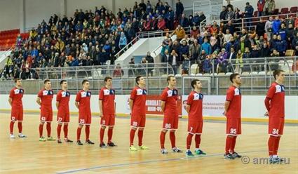 Определились все пары плей-офф чемпионата РФ помини-футболу