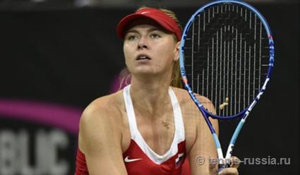 Шарапова получила wild card наUS Open 15.08.2017 19