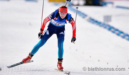 Чешская биатлонистка Коукалова выиграла женский спринт вОберхофе, украинка Пидгрушная— 7-я