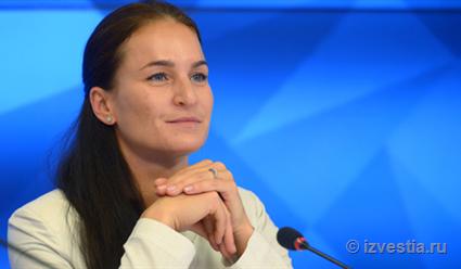 Великая возглавит комиссию спортсменов Олимпийского комитета Российской Федерации