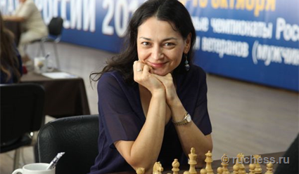 Александра Костенюк стала чемпионкой Российской Федерации пошахматам