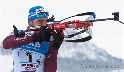 Норвежские биатлонисты выиграли эстафету наэтапеКМ вАвстрии