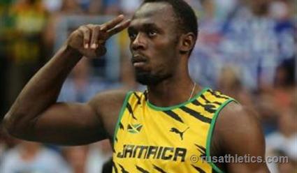 ОИ-2016. Болт рассчитывает обновить мировой рекорд вбеге на200 метров