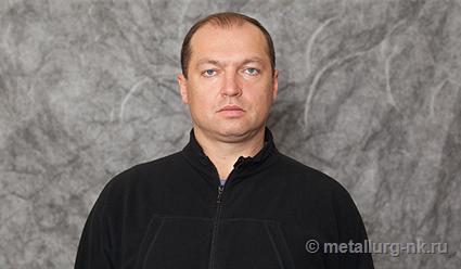 Шахрайчук стал новым тренером новокузнецких «металлургов»