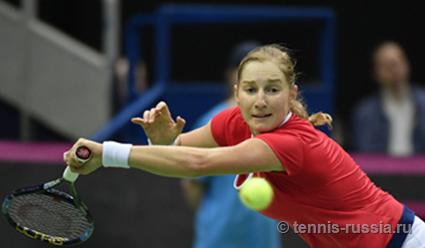 Веснина обыграла Минеллу ивышла втретий круг Australian Open