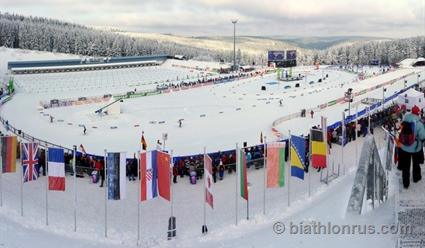 Итоги заседания исполкома Международного союза биатлонистов в Антхольце