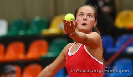 Дарья Касаткина названа «прорывом апреля» поверсии WTA