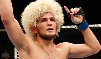 Хабиб Нурмагомедов включён вчисло 15 наилучших бойцов UFC