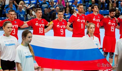 Мировая лига вКазани. Российская Федерация проиграла Болгарии