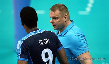 Казанский «Зенит» проведет матч против германского «Фридрисхафена» вЛиге чемпионов