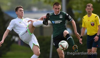 Житель россии попал врейтинг наилучших 16-летних футболистов