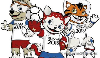 Мутко: УЧМ-2018 в Российской Федерации может быть два талисмана