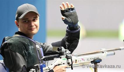 Украинка завоевала медаль наКубке мира пострельбе
