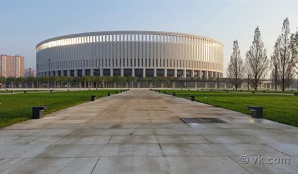 Виталий Мутко: «Былобы неплохо провести финалЕК настадионе вКраснодаре»