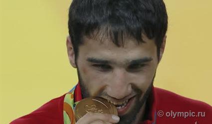 Рамзан Кадыров поздравил дзюдоиста Халмурзаева с«золотом» Олимпиады